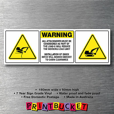 Caution Kids at play sticker 7 yr water// fade proof vinyl safety oh/&s
