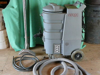 Century 400 Ninja Carpet Cleaner Steamer  Extractor LOCAL PICKUP ONLY IN PA