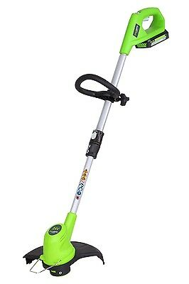 Greenworks Tools  Battery Powered Basic Model String Trimmer