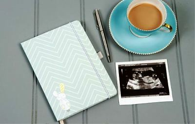 Pregnancy Journal Clever Diary Planner And Notebook Baby B