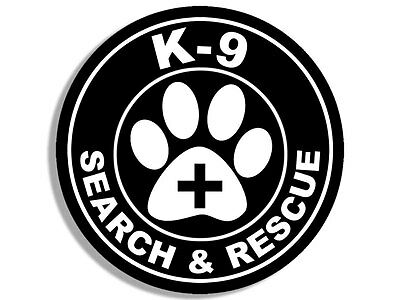 Sar Search And Rescue Dog