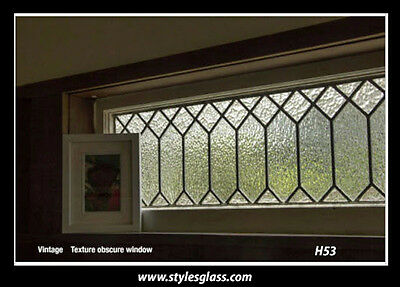 Lead glass sash windows custom make Affordable