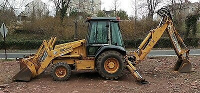 1997 Case 580SL Backhoe Loaders