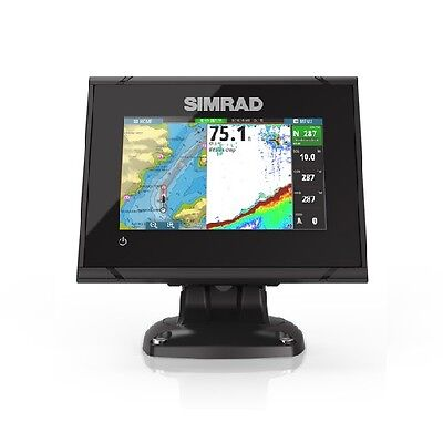 "Simrad 000-12451-001  Go5 Xse 5"" Plotter No Transducer"