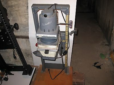Beseler 23C  Ii Universal Colorhead Darkroom Enlarger Negative Carrier