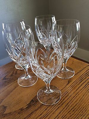Waterford Crystal Iced Beverage Glasses