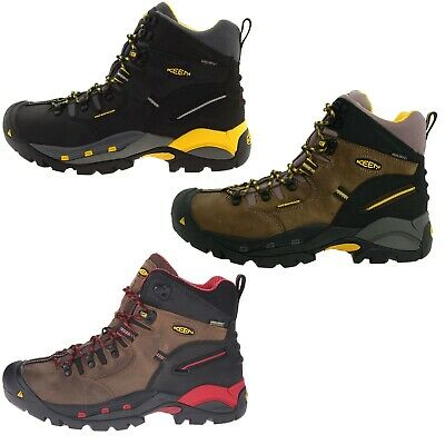 New Men's KEEN Utility Pittsburgh Steel Toe Work Boots