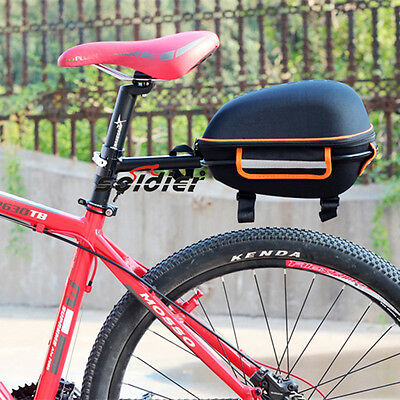 Cycling Bicycle Bike Rack Bag Seat Cargo Bag Rear Pack Trunk Back Frame Pannier