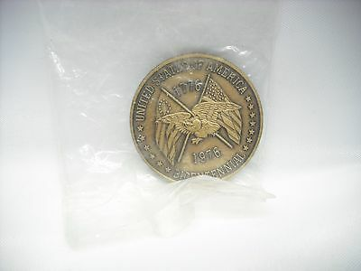 1776-1976 Liberty Bell United States Of America Bicentennial Commemorative Coin
