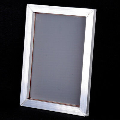 A3 Screen Printing Aluminium Frame Stretched White 43T Silk Print Polyester Mesh