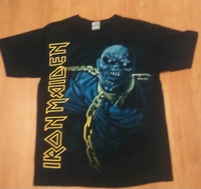 Iron Maiden - T-Shirt - Piece of Mind - Size M