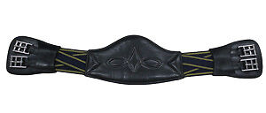 Riviera Leather Dressage Girth Horse And Equestrian