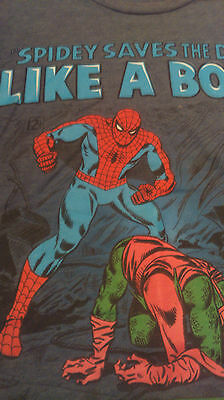 Spiderman - Like a Boss - T-Shirt Size Large - Marvel Licensed