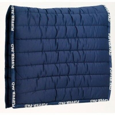 Saddle Cloth-Puffer Long Horse And Equestrian