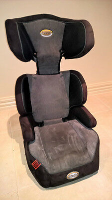 Vario Max Secure CS54 Booster Seat – Charcoal / Grey – used twice