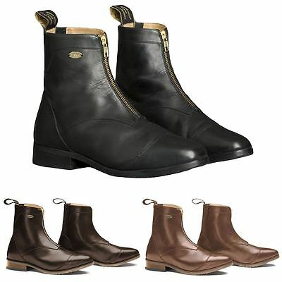 Mountain Horse Sovereign Ladies Equin Shockx Insole Walking Riding Paddock Boots