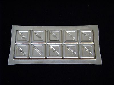 Vintage HERSHEY'S CHOCOLATE Candy Bar Mould / Mold METAL