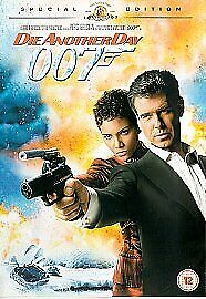 Die Another Day 2 Disc Special Edition (DVD, 2007) NEW SEALED Region 2 PAL