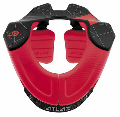 Atlas Broll Inferno Kids Motocross Off Road Dirt Bike Neck Brace/Roll