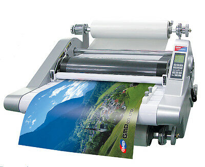 GMP SURELAM PRO 800D Hot/cold 1 or 2 side Cello Laminator