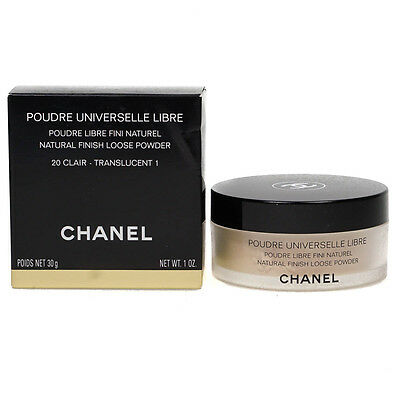 Chanel Poudre Universelle Libre Natural Loose Powder 20 Clair Translucent 1 30g