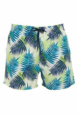 Mens Swimming Board Shorts Swim Trunks Plain Swimwear Beach Holiday Side Pockets