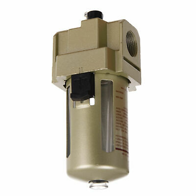 """1/2"""" Inch Air Line Lubricator for Air Compressors Air Tools Oiler"""