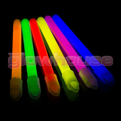 "6"" x 10mm Glow Sticks Wholesale Party Festival Light Sticks"