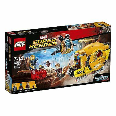 LEGO 76080 Marvel Super Heroes - Ayeshas Rache  - Guardians of the Galaxy