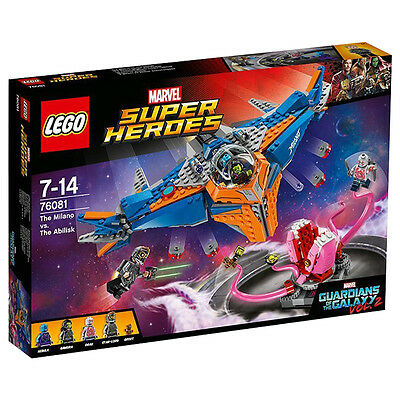LEGO 76081 Marvel Super Heroes Die Milano vs den Abilisk Guardians of the Galaxy