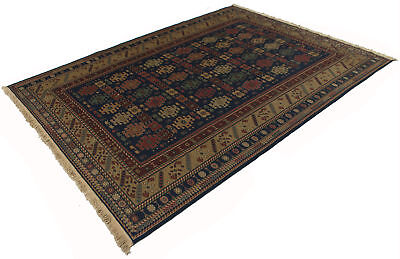 240x170 CM Autentik Kilim Kelem Original Hand Made Classic STYL - EASY TO CLEAN