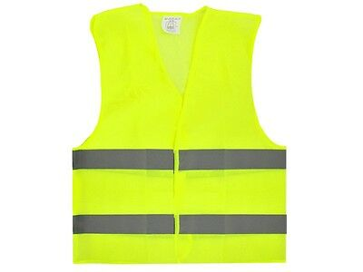 Warning Vest Accident Vest Car vest Safety warning vests ISO 20471 2013 CE #3105
