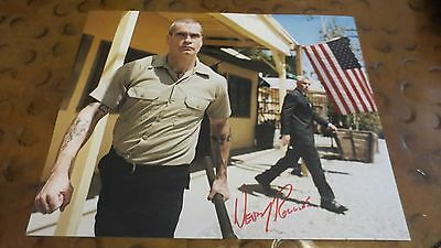 Henry Rollins actor singer signed autographed photo Black Flag Sons of Anarchy