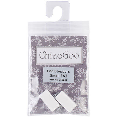 End Stoppers Small 2/Pkg 2502-S