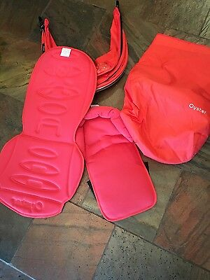 Oyster 2 Oyster Max Stroller Colour Pack Coral