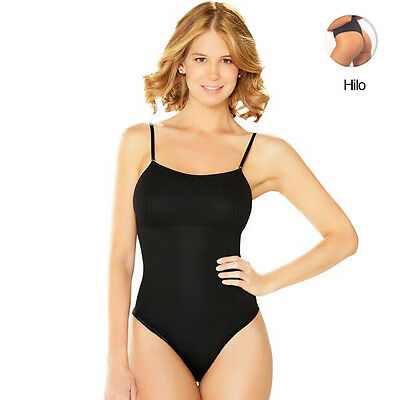 Faja body abdomen control invisible indeformable tipo tanga Diane 2148