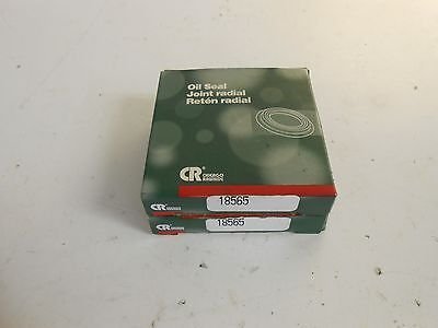 CR Joint Radial Oil Seal 18565 , lot of 2