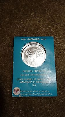 1962-1972 Jamaica Silver Coin Look!!