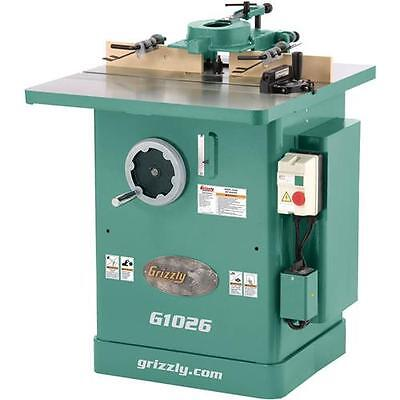 G1026 Grizzly 3 HP Shaper
