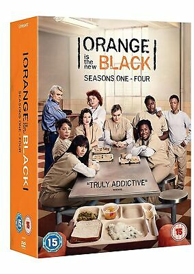 Orange Is the New Black: Seasons 1-4 (Box Set) [DVD]
