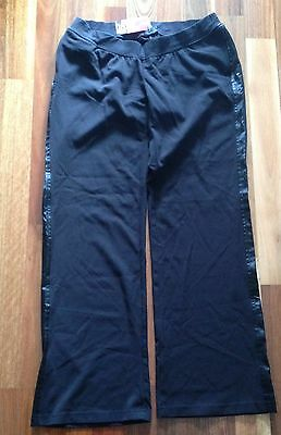Belly Button Ladies Materunity Black Pants Size M *nwt*