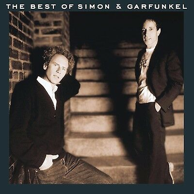 Best Of Simon And Garfunkel CD Greatest Hits Compilation Brand New Free Shipping