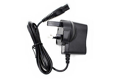 UK Adapter Charger Power Supply For Philips BT405/13 Series 1000 Beard Trimmer