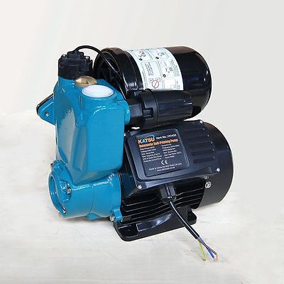 KATSU 151435 Automatic Self Priming 300W Garden Shower Water Booster Pump