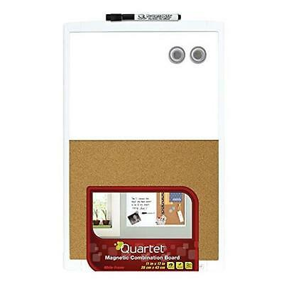 Dry Erase Board Magnetic Cork Marker White School Home Office Supplies 1 New