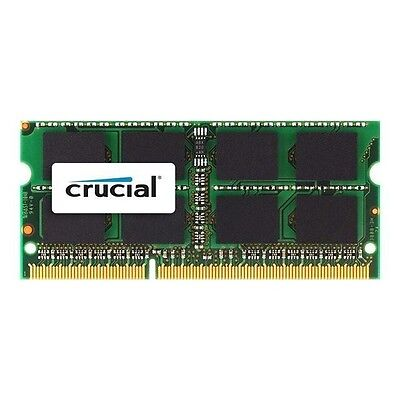 CRUCIAL Mémoire PC  Mac - DDR2 - 8GB - 1600 - SODIMM