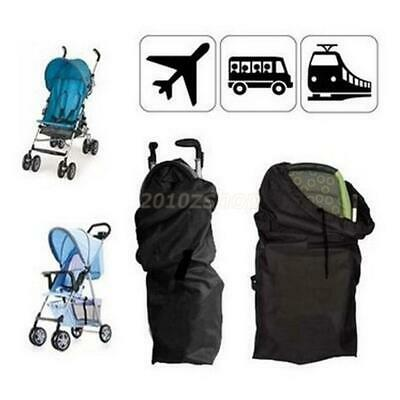 Travel Storage Baby Kid Stroller Pushchair Bag Buggy Cover Gate Check Waterproof
