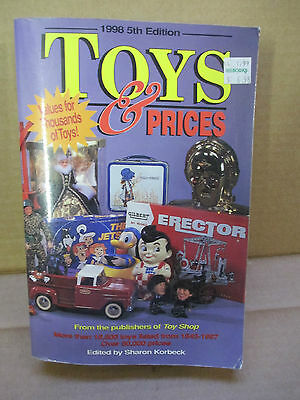 Toys & Prices by Krause Publications Inc. 1997