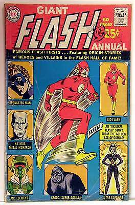 Flash Annual (Vol 1) #   1 (Vgd Minus-) (VG- )  RS003 DC Comics AMERICAN