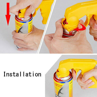 Professional Aerosol Spray Applicator Can Handle Grip Trigger For Painting